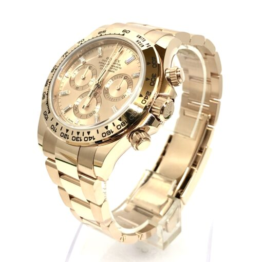 Rolex Oyster Perpetual Cosmograph Daytona 18K Rose Gold Unisex Watch, 116505 3