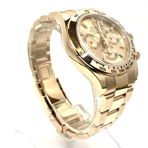 Rolex Oyster Perpetual Cosmograph Daytona 18K Rose Gold Unisex Watch, 116505 4