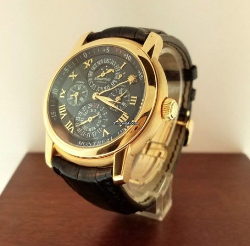 Audemars Piguet Jules Audemars Equation of Time Men's Watch, pre-owned.26003OR.OO.D002CR.01 10