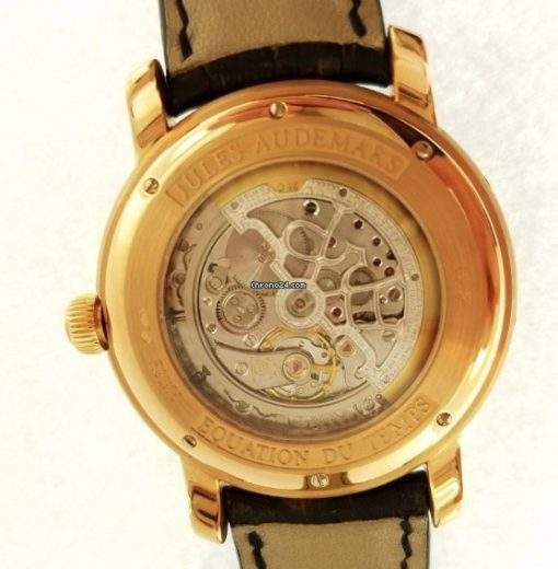 Audemars Piguet Jules Audemars Equation of Time Men's Watch, pre-owned.26003OR.OO.D002CR.01 2