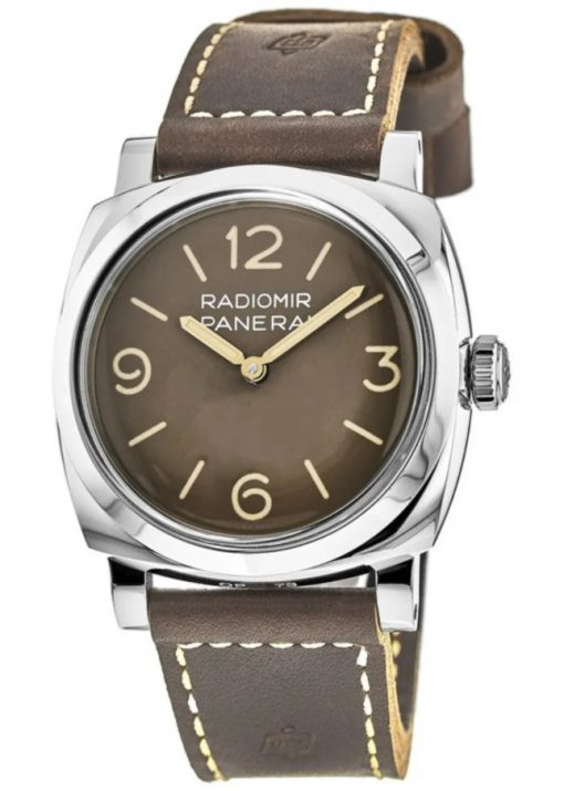 Panerai Radiomir 1940 3 Days Acciaio 47mm Men's Watch, PAM00662