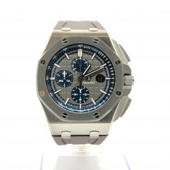 Audemars Piguet Royal Oak Offshore Chronograph Ceramic & Titanium Men's Watch 26400IO.OO.A004CA.02