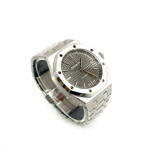Audemars Piguet Royal Oak Stainless Steel Ladies Watch, 15450ST.OO.1256ST.02 2