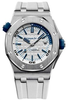 Audemars Piguet Royal Oak Offshore Diver Stainless Steel Men's Watch 15710ST.OO.A010CA.01