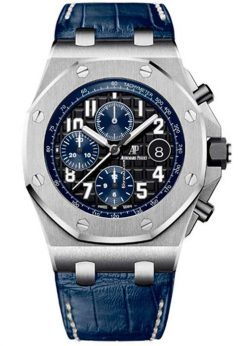 Audemars Piguet Royal Oak Offshore Chronograph Stainless Steel Men's Watch 26470ST.OO.A028CR.01