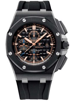 Audemars Piguet Royal Oak Offshore Chronograph Ceramic Men's Watch 26405CE.OO.A002CA.02