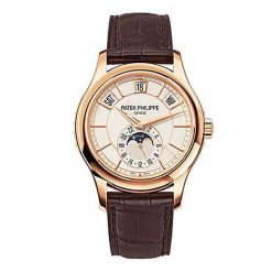 Patek Philippe Complications 40.2mm Rose Gold Men's Watch 5205R-001