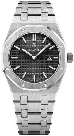 Audemars Piguet Royal Oak Quartz Stainless Steel Ladies Watch 67650ST.OO.1261ST.01