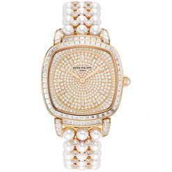 Patek Philippe Gongolo Rose Gold and Diamonds Ladies Watch 7042/100R-010