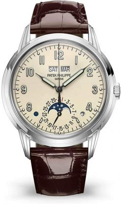 Patek Philippe Grand Complications Perpetual Calendar 40mm White Gold Men's Watch 5320G-001