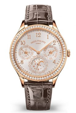 Patek Philippe Grand Complications Perpetual Calendar 35.1 mm Rose Gold Ladies Watch 7140R-001