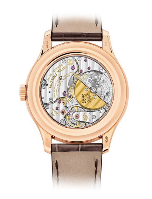 Patek Philippe Grand Complications Ultra-Thin Perpetual Calendar 39mm Rose Gold Men's Watch, 5327R-001 3