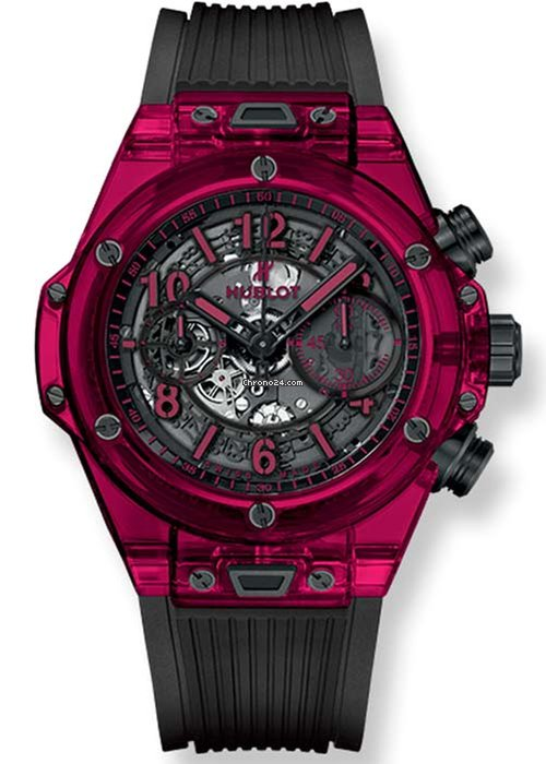 Hublot Big Bang Unico Sapphire Unisex Watch, 411.JR.4901.RT