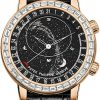 Patek Philippe Grand Complications Celestial Sky Rose Gold and Diamonds Men's Watch 6104R-001