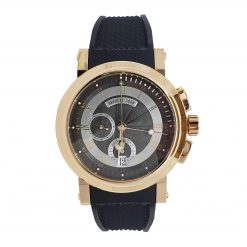 Breguet Marine 5827 18K Rose Gold Men's Watch 5827BR/Z2/5ZU