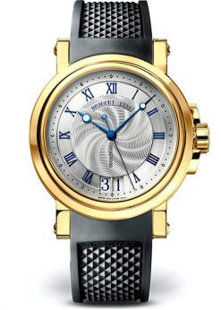 Brequet Marine 5817 18K Yellow Gold Men's Watch 5817BA/12/5V8