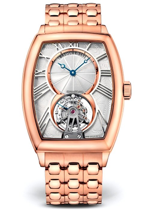 Brequet Héritage 5497 18K Rose Gold Men's Watch, 5497BR/12/RB0
