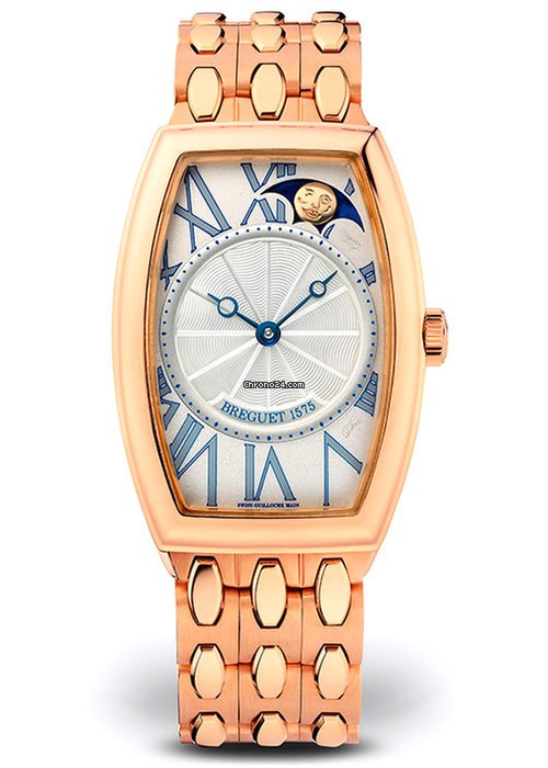 Brequet Héritage 3661 18K Rose Gold Ladies Watch, 8860BR/11/RB0