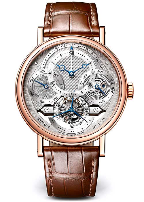 Brequet Classique Complications 3797 18K Rose Gold Men's Watch, 3797BR/1E/9WU