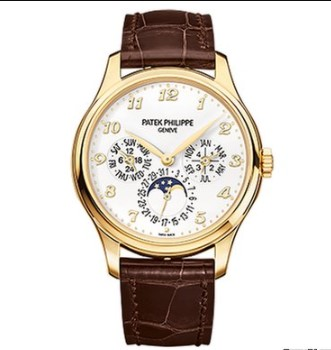 Patek Philippe Grand Complications Ultra-Thin Perpetual Calendar 39mm Yellow Gold Men's Watch, 5327J-001
