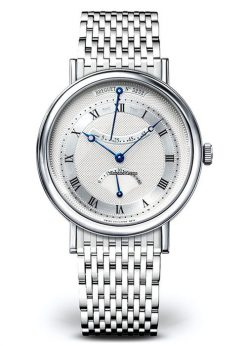 Brequet Classique 5207 18K White Gold Men's Watch 5207BB/12/BV0