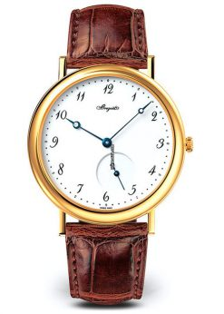 Brequet Classique 5140 18K Yellow Gold Men's Watch 5140BA/29/9W6