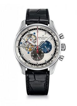 Zenith Chronomaster El Primero Open Stainless Steel Men's Watch 03.2040.4061/69.C496