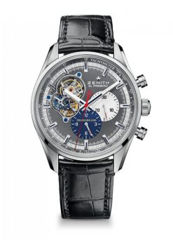 Zenith Chronomaster El Primero Open Stainless Steel Men's Watch 03.2040.4061/23.C496