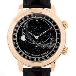 Patek Philippe Grand Complications Celestial Sky Rose Gold Men's Watch 6102R-001