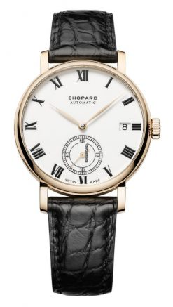 Chopard Classic 18K Rose Gold Men's Watch 161289-5001