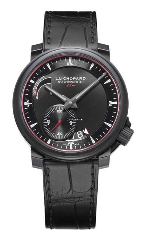Chopard L.U.C 8HF Power Control Titanium & Ceramic Men's Watch, 168575-9001
