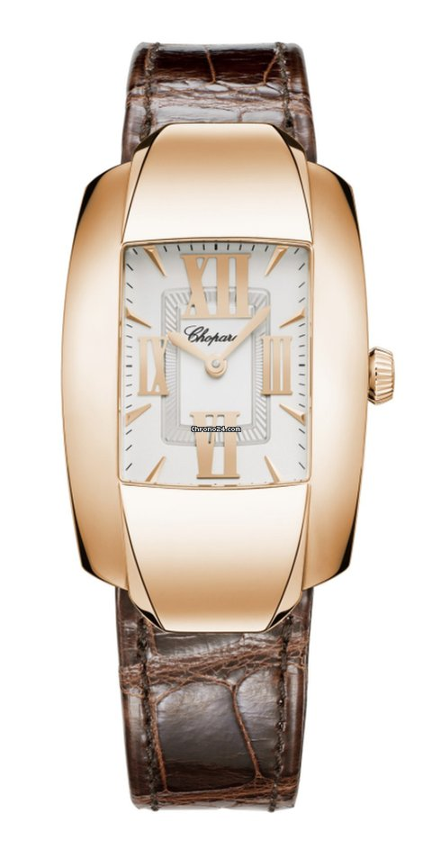 Chopard La Strada 18K Rose Gold Ladies Watch, 419255-5001