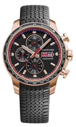 Chopard Mille Miglia GTS Chrono 18K Rose Gold Men's Watch 161293-5001