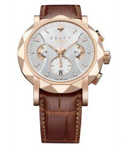 Graff ChronoGraff Rose Gold Men's Watch chronograff-45mm-rg-wd