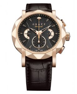 Graff ChronoGraff Rose Gold Men's Watch chronograff-45mm-rg-bd