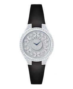 Graff Disco Butterfly White Gold & Diamonds Ladies Watch butterfly-dis-wg-dd