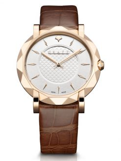 Graff GraffStar Slim 18K Rose Gold Men's Watch star-rg-wt-bc