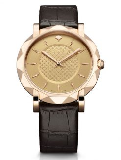 Graff GraffStar Slim 18K Rose Gold Men's Watch star-rg-gl-bc