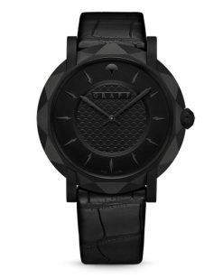 Graff GraffStar Slim Eclipse Titanium DLC Men's Watch star-tit-bl-bc