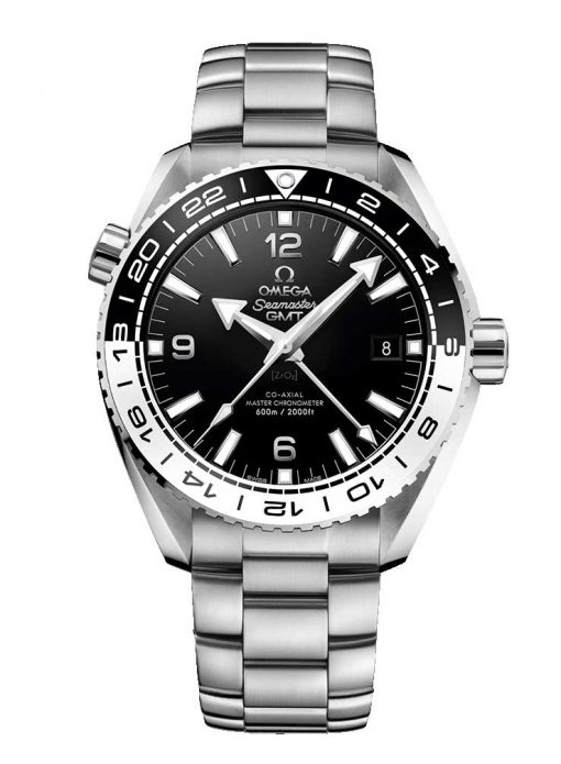 Omega Seamaster Planet Ocean 600M Co-Axial Master Chronometer GMT 43.5mm Watch, 215.30.44.22.01.001
