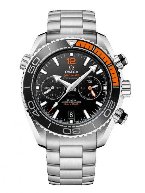 Omega Seamaster Planet Ocean 600M Co-Axial Master Chronometer Cronograph 45.5mm Watch, 215.30.46.51.01.002