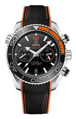 Omega Seamaster Planet Ocean 600M Co-Axial Master Chronometer Chronograph 45.5mm Watch 215.32.46.51.01.001