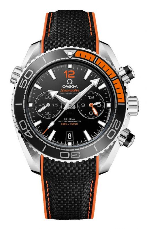 Omega Seamaster Planet Ocean 600M Co-Axial Master Chronometer Chronograph 45.5mm Watch, 215.32.46.51.01.001