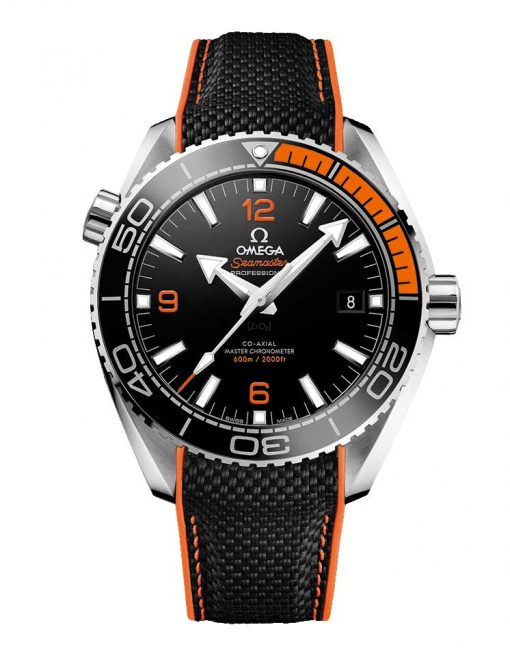 Omega Seamaster Planet Ocean 600M Co-Axial Master Chronometer 43.5mm Watch, 215.32.44.21.01.001