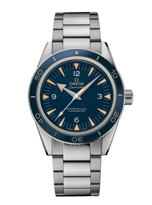 Omega Seamaster 300 Master Co-Axial 41mm Men's Watch, 233.90.41.21.03.001