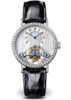 Brequet Classique Complications 3358 18K White Gold Ladies Watch 3358BB/52/986/DD00