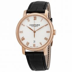 Chopard Classic 18K Rose Gold Men's Watch 161278-5005