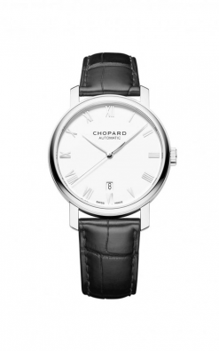 Chopard Classic 18K White Gold Men's Watch 161278-1001