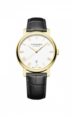 Chopard Classic 18K Yellow Gold Men's Watch 161278-0001