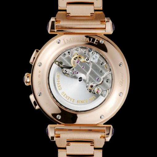Chopard Imperiale Chrono 18K Rose Gold & Amethysts Ladies Watch, 384211-5002 2